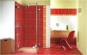 bathroom flooring awesome red floor tiles bathroom images home