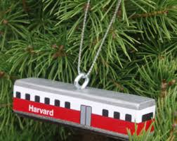 harvard ornament etsy