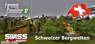 schweizer bergwelten map v 1 0 mod farming simulator 17