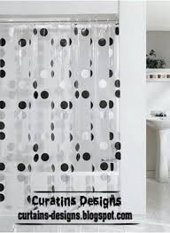 Black And White Curtain Designs Fascinating Black And White Curtain Designs Pictures Best