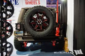 racing jeep wrangler 2017 sema str racing jeep jk wrangler 2 door