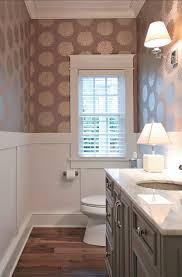 Wainscoting Small Bathroom by Powder Room Great Powder Room Ideas Powderroom Wallpaper