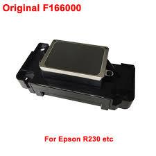 resetter epson r230 windows original f166000 inkjet print head printhead for epson r230 r340
