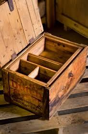 antique crates