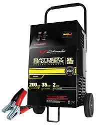 amazon com schumacher se 2352 2 35 200 amp manual battery charger