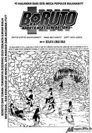 boruto bahasa indonesia baca komik boruto chapter 20 bahasa indonesia