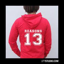 13 reasons why hoodie 13rw sweatshirt thirteen buy cheap