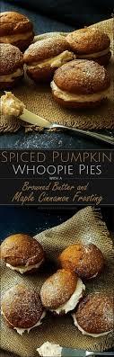 best 25 pumpkin whoopie pies ideas on whoopie pies