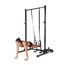 amazon com cap barbell power rack exercise stand deluxe utility