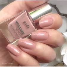 p2 cosmetics nail polish collection volume gloss n 150 cute