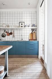 Vintage Blue Cabinets 44 Best Kök Images On Pinterest Home Decor Kitchen And Architecture