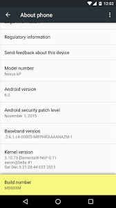 what android version do i android basics how to tell what android version build number