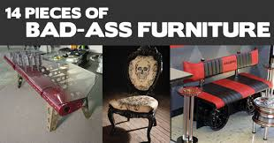 man cave coffee table 14 pieces of bad men s furniture cool material