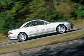 mercedes benz cl coupe review 2000 2005 parkers
