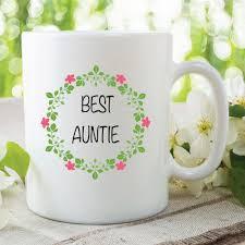 best auntie mug gift for friend boyfriend tea cups beer mugs