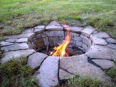 inspiration for backyard fire pit designs rivers fire pit area