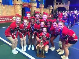strawberry crest cheerleaders win u0027s first state title tbo com