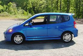 What Year Did The Honda Fit Come Out 2007 2008 Honda Fit Car Audio Profile