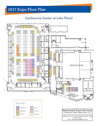Expo Floor Plan by Nysasbo Exhibiting At The Education Summit U0026 Expo