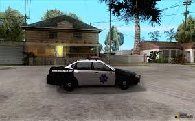 2003 Chevy Impala Interior 2003 Chevrolet Impala Sfpd For Gta San Andreas