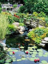 Pond Landscaping Ideas 30 Beautiful Backyard Ponds And Water Garden Ideas Backyard