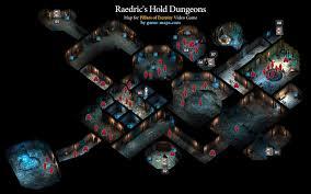 Poe Maps Raedrics Hold Dungeons Pillars Of Eternity Walkthrough With