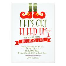 christmas party invitations u0026 announcements zazzle canada