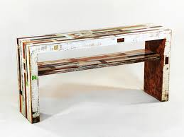 Green Console Table Baba Console Table Tobacco White Green Touch 3r Elementos