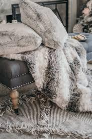 fur christmas here comes santa home tour 2016 house of five