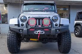 aev jeep rubicon aev 10305055ab premium front bumper jeep wrangler jk rubitrux com