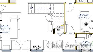 floor plan stairs modifying the display of stairs in plan view