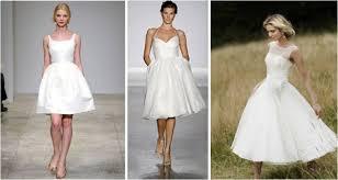 tuesday trends short wedding dresses intertwined weddings u0026 events