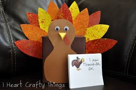 thankful turkey box tutorial i heart crafty things