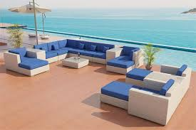 Best Outdoor Wicker Patio Furniture White Wicker Patio Furniture Placed Pleasant White Wicker Patio