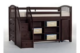 children loft bed with stairs modern loft bed with stairs