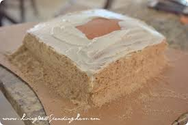 how to make a sandcastle cake beach themed cakes