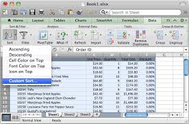 Sort A Pivot Table Ms Excel 2011 For Mac Sort Data In Alphabetical Order Based On 1