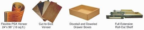 Kitchen Cabinet Refacing Supplies Cabinet Reface Supplies Arkansas Wood Doors