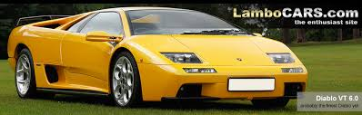 2001 lamborghini diablo vt 6 0 lamborghini diablo vt 6 0 the specifications at lambocars com