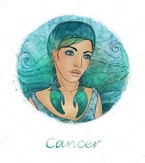 cancer colors zodiac cancer zodiac sign as a beautiful u2014 stock photo vgorbash