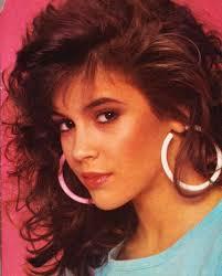 big earrings best of the 80s
