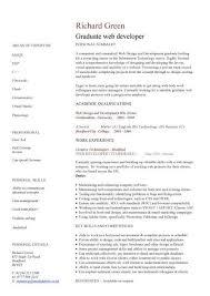 Resume For New Job by Sample Resume For Fresh Graduate Jennywashere Com