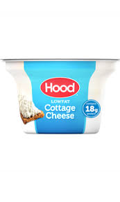 How Much Fiber In Cottage Cheese by Hood Single Serve Low Fat Cottage Cheese