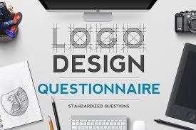 creative design brief questions logo design questionnaire stationery templates creative market