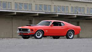 1970 ford mustang boss 429 fastback s118 seattle 2014