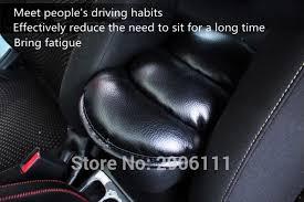 housse de si es auto universel de voiture housse de siège en cuir souple auto accoudoir