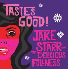 different color purples tastes good lp jake starr and the delicious fullness