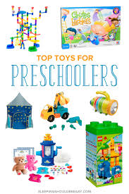top preschool toys for birthdays and holidays all year round