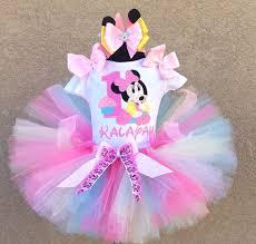 1st birthday tutu baby minnie mouse pink cupcake 1st birthday tutu