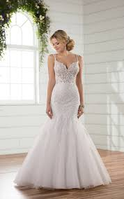 lace wedding gown wedding dresses gallery essense of australia